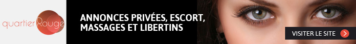 Quartier-Rouge - Annonces privé, escort, massage et libertins